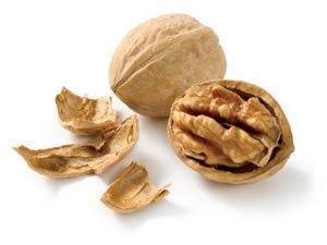 Ořechy o Vánocích