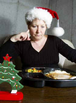 Smutné Vánoce