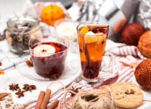Čaj o Vánocích