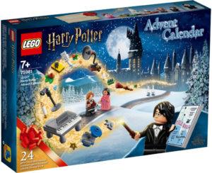 Lego advetní kalendář Harry Potter