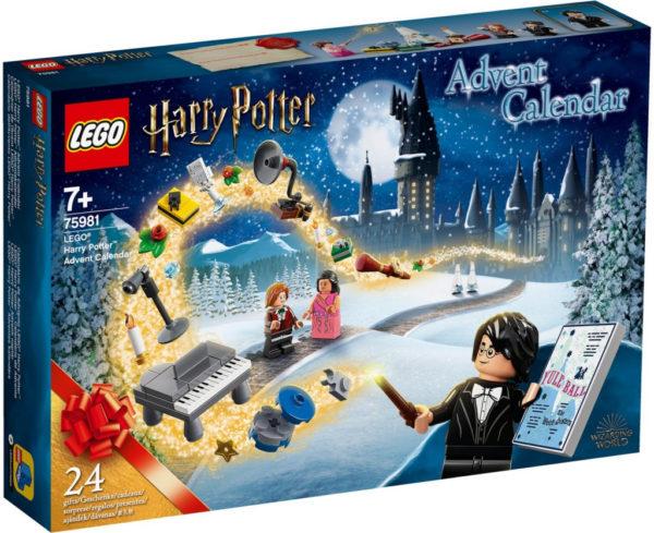Adventní kalendář Lego Harry Potter
