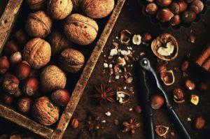 Ořechy na Vánoce