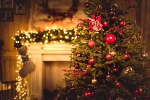 Výzdoba bytu na Vánoce