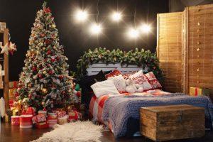 Vánoční povlečení